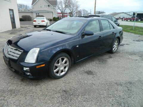 2007 Cadillac STS for sale at Pro Auto Sales in Flanagan IL