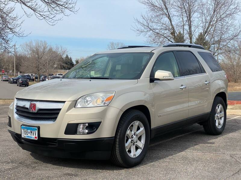 2008 Saturn Outlook for sale at North Imports LLC in Burnsville MN