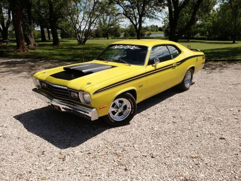 1974 Plymouth Duster for sale in Burlington, KS