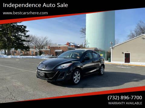 2011 Mazda MAZDA3 for sale at Independence Auto Sale in Bordentown NJ