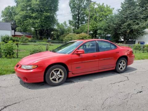 2001 Pontiac Grand Prix for sale at REM Motors in Columbus OH