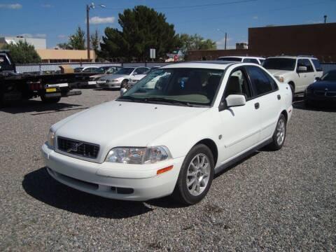 2003 Volvo S40 for sale at One Community Auto LLC in Albuquerque NM
