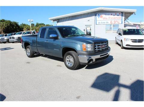 2010 GMC Sierra 1500 for sale at My Value Car Sales in Venice FL