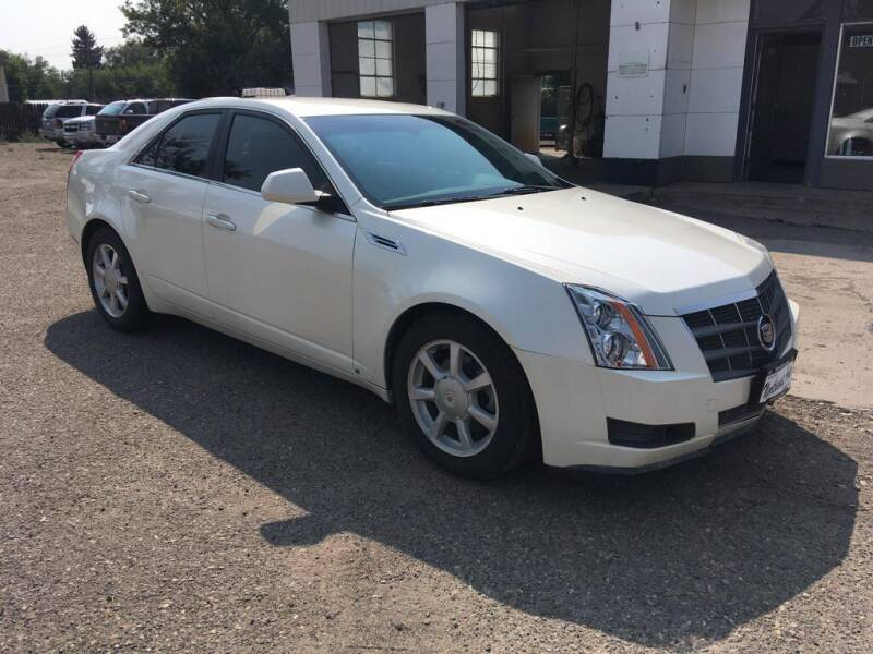 2009 Cadillac CTS for sale at Northwest Auto Sales & Service Inc. in Meeker CO