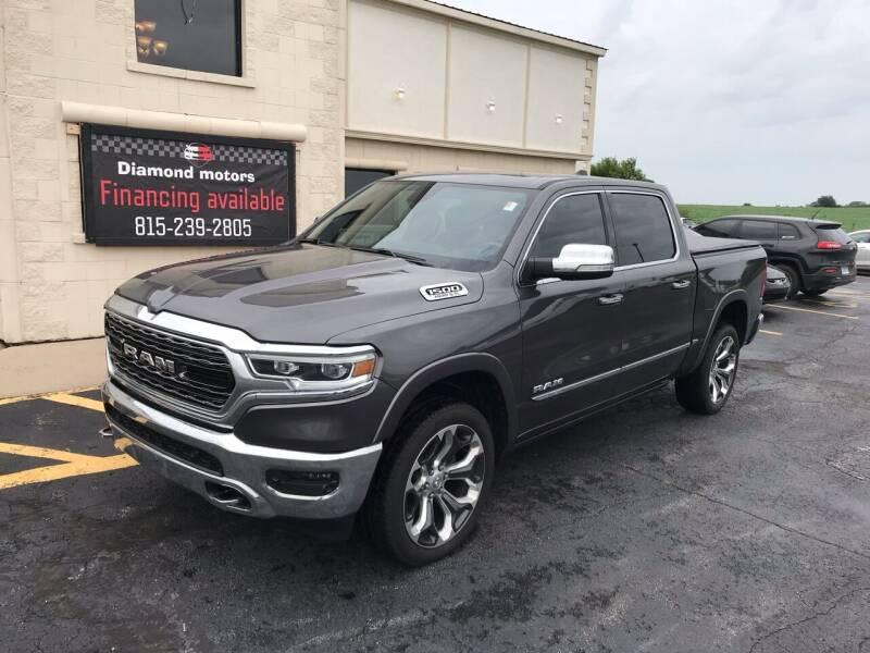 2019 RAM Ram Pickup 1500 for sale at Diamond Motors in Pecatonica IL