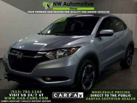 2018 Honda HR-V for sale at NW Automotive Group in Cincinnati OH