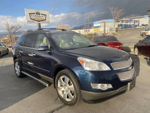 2011 Chevrolet Traverse for sale at CarSmart Auto Group in Murray UT