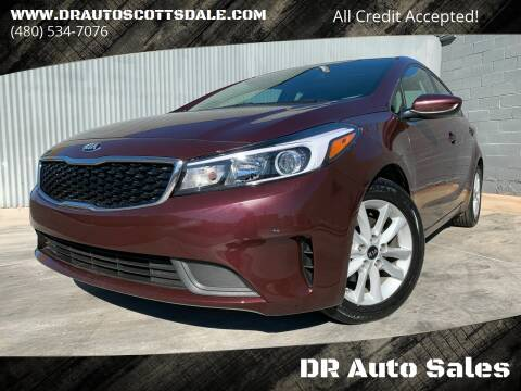 2017 Kia Forte for sale at DR Auto Sales in Scottsdale AZ