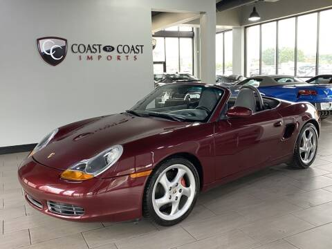 2000 Porsche Boxster for sale at Coast to Coast Imports in Fishers IN
