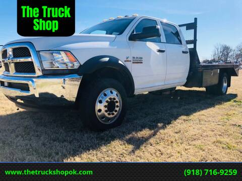 2013 RAM Ram Chassis 5500 for sale at The Truck Shop in Okemah OK