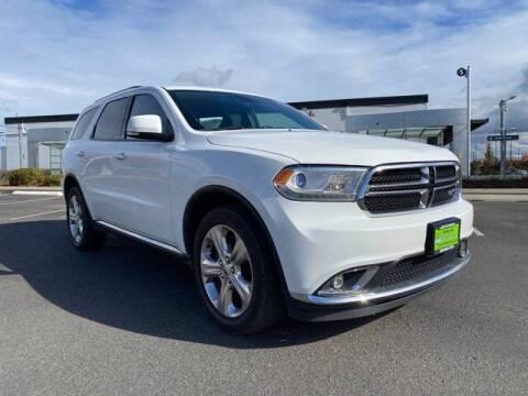 2014 Dodge Durango for sale at Sunset Auto Wholesale in Tacoma WA