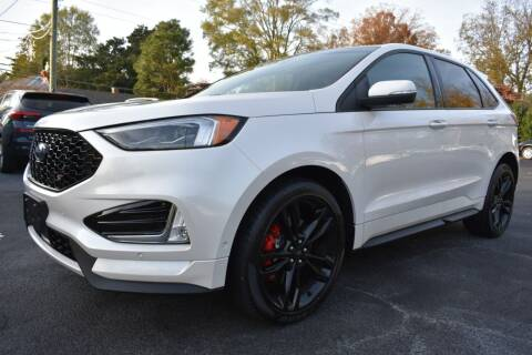 2019 Ford Edge for sale at Apex Car & Truck Sales in Apex NC