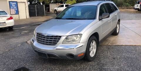 2006 Chrysler Pacifica for sale at Barga Motors in Tewksbury MA
