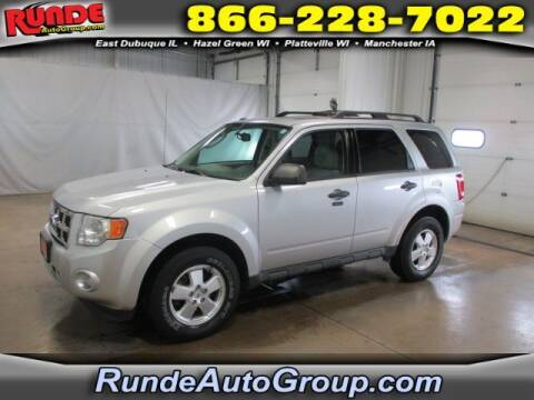 2012 Ford Escape for sale at Runde Chevrolet in East Dubuque IL