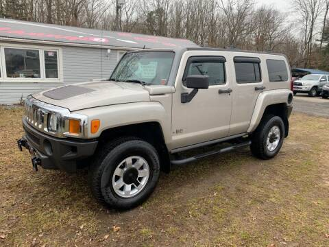 2006 HUMMER H3 for sale at Manny's Auto Sales in Winslow NJ