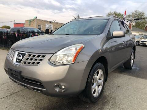 2010 Nissan Rogue for sale at Crestwood Auto Center in Richmond VA