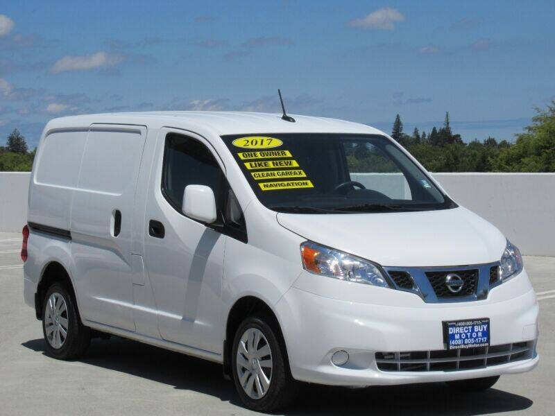 2017 Nissan NV200 for sale at Direct Buy Motor in San Jose CA