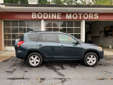 2011 Toyota RAV4 for sale at BODINE MOTORS in Waverly NY