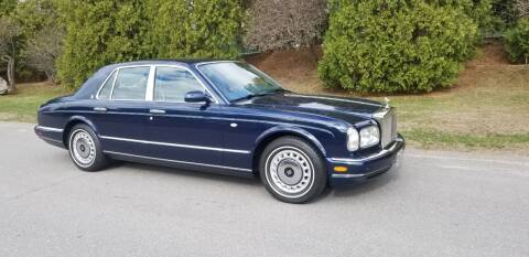 2000 Rolls-Royce Silver Seraph for sale at Classic Motor Sports in Merrimack NH