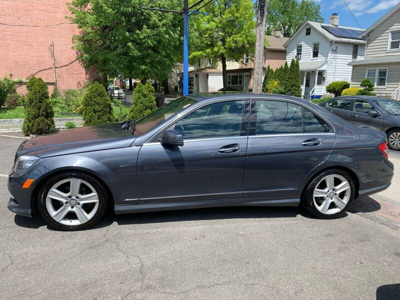 2011 Mercedes-Benz C-Class for sale at White River Auto Sales in New Rochelle NY