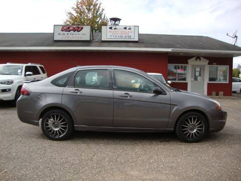 2010 Ford Focus for sale at G and G AUTO SALES in Merrill WI
