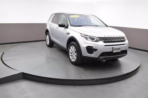 2017 Land Rover Discovery Sport for sale at Hickory Used Car Superstore in Hickory NC