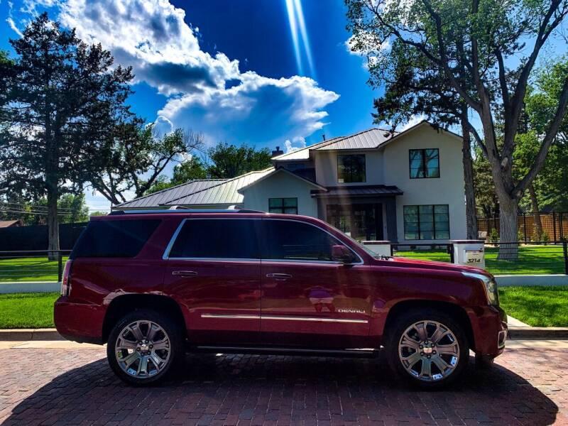 2016 GMC Yukon for sale at Mickdiesel Motorplex in Amarillo TX