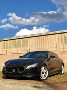 2014 Maserati Quattroporte for sale at Speed Auto Inc in Charlotte NC