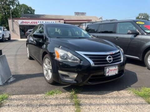 2013 Nissan Altima for sale at PAYLESS CAR SALES of South Amboy in South Amboy NJ