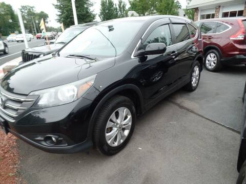 2014 Honda CR-V for sale at CAR CORNER RETAIL SALES in Manchester CT
