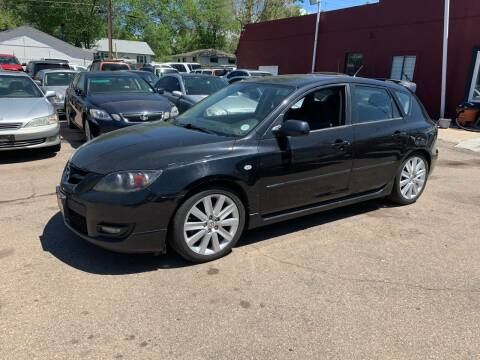 2008 Mazda MAZDASPEED3 for sale at B Quality Auto Check in Englewood CO