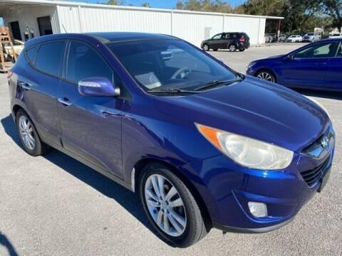 2011 Hyundai Tucson for sale at Allen Turner Hyundai in Pensacola FL