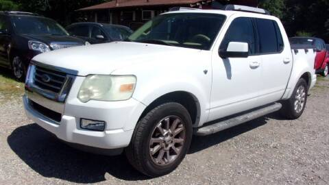 2007 Ford Explorer Sport Trac for sale at Select Cars Of Thornburg in Fredericksburg VA