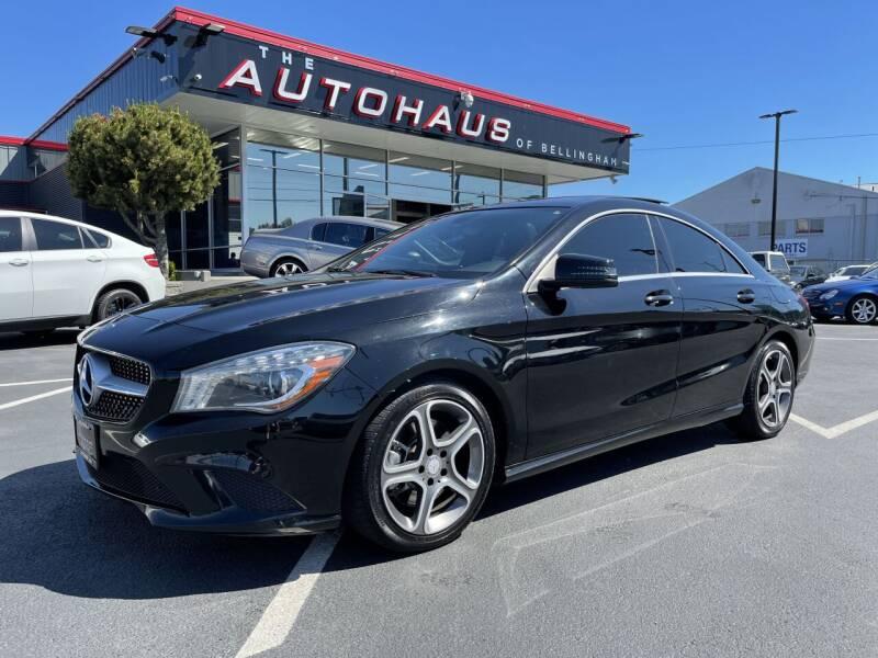 2014 Mercedes-Benz CLA for sale in Bellingham, WA