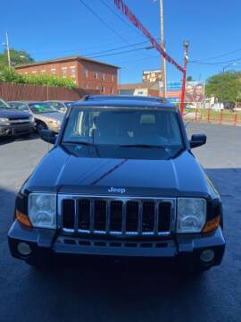 2007 Jeep Commander for sale at North Hill Auto Sales in Akron OH