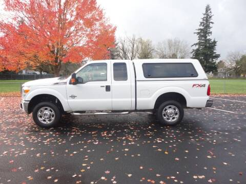 2014 Ford F-250 Super Duty for sale at TONY'S AUTO WORLD in Portland OR