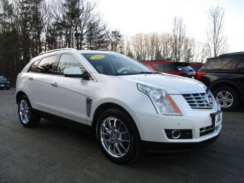 2015 Cadillac SRX for sale at MC FARLAND FORD in Exeter NH