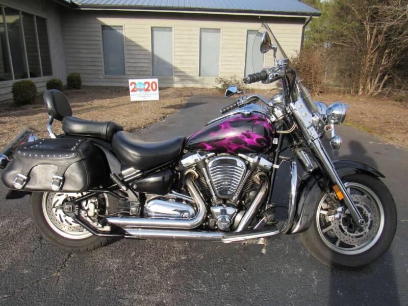 2006 Yamaha Road Star 1700 for sale at Blue Ridge Riders in Granite Falls NC