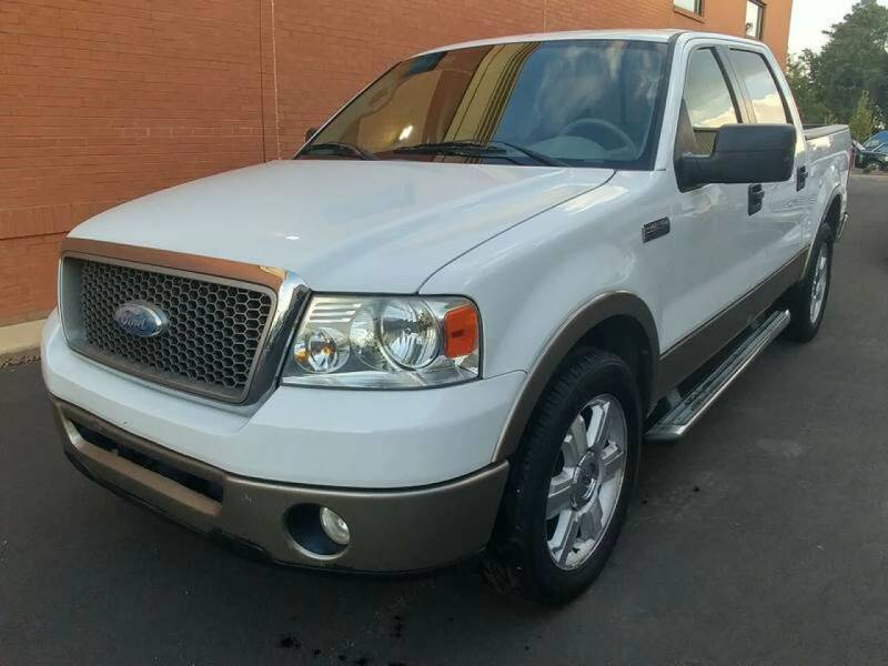 2006 Ford F-150 for sale at MULTI GROUP AUTOMOTIVE in Doraville GA