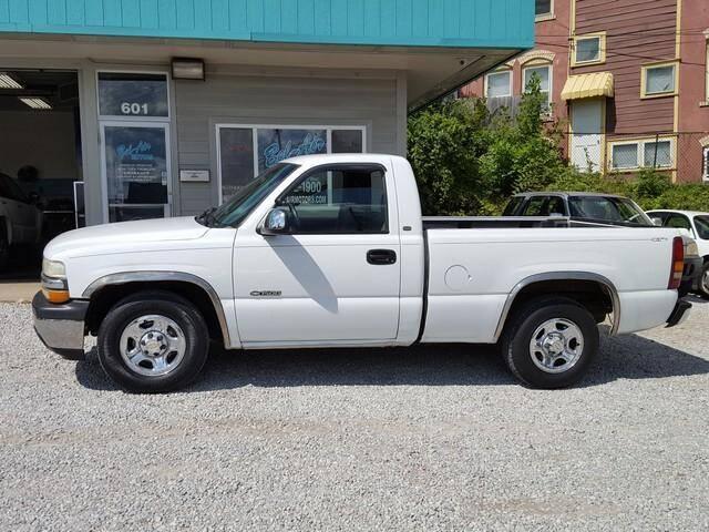 2000 Chevrolet Silverado 1500 for sale at BELAIR MOTORS in Akron OH