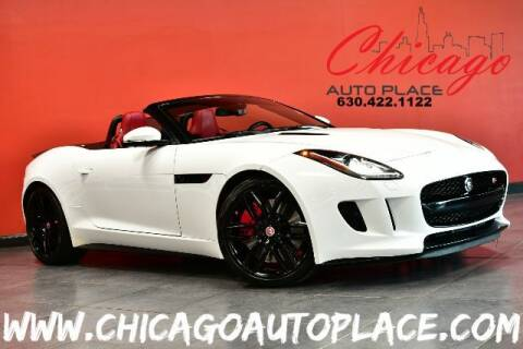 2014 Jaguar F-TYPE for sale at Chicago Auto Place in Bensenville IL