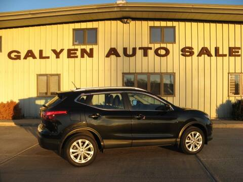 2017 Nissan Rogue Sport for sale at Galyen Auto Sales Inc. in Atkinson NE