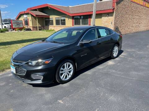 2016 Chevrolet Malibu for sale at Welcome Motor Co in Fairmont MN