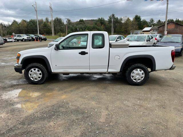 2008 Chevrolet Colorado for sale at Upstate Auto Sales Inc. in Pittstown NY