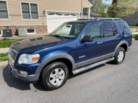 2006 Ford Explorer for sale at Jordan Auto Group in Paterson NJ