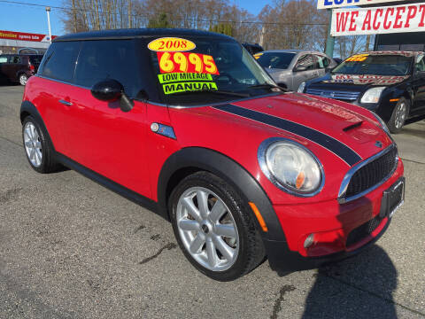 2008 MINI Cooper for sale at Low Auto Sales in Sedro Woolley WA