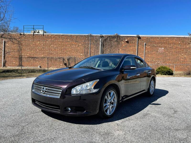 2010 Nissan Maxima for sale at RoadLink Auto Sales in Greensboro NC
