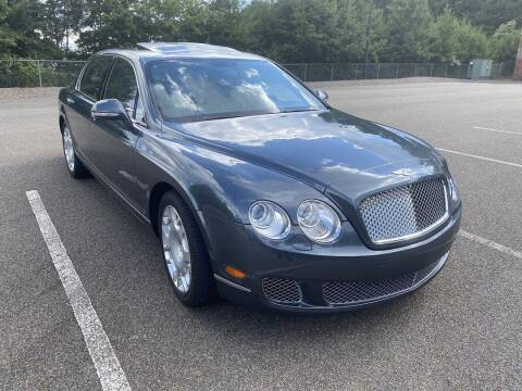 2012 Bentley Continental for sale at CU Carfinders in Norcross GA