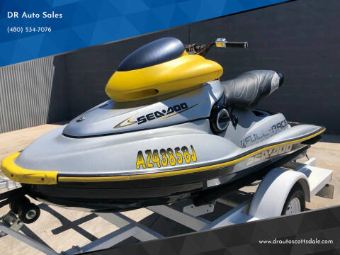2001 Sea-Doo XP for sale at DR Auto Sales in Scottsdale AZ