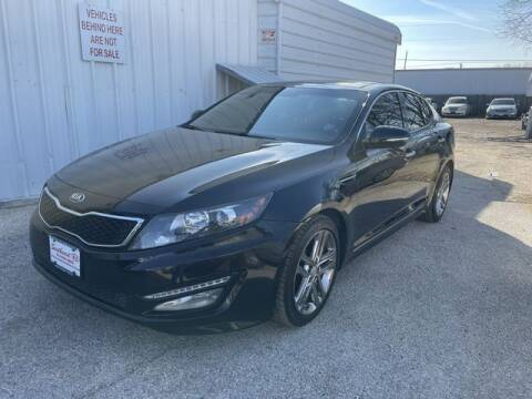 2013 Kia Optima for sale at The Kar Store in Arlington TX